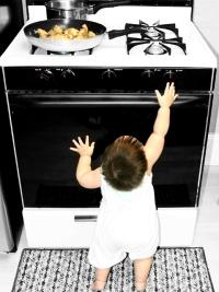 Ожоги ребенка: как, почему и что делать?