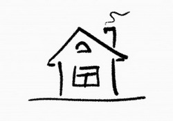 Дом, который расскажет о тебе все! (тест)