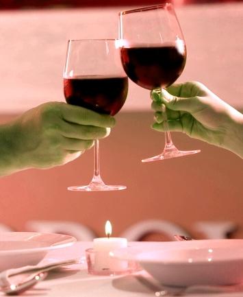 Романтический Новый Год вдвоем