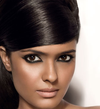 тенденции макияжа 2010