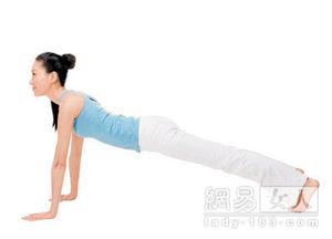 упражнение для рук как у Джессики Альбы