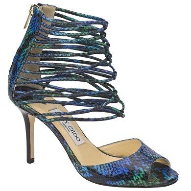 модная обувь весна 2010