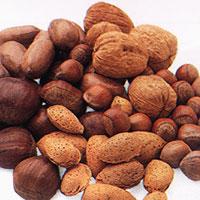орехи белки
