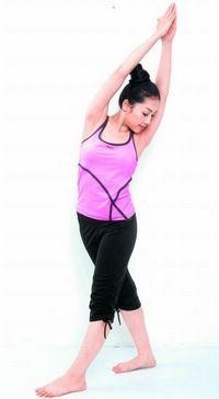 упражнение для тонкой талии