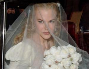свадьба Николь Кидман