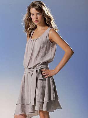 летнее платье из шифона своими руками