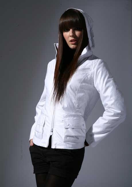 Стильные и молодежные весенние куртки из новой коллекции весна 2009 со.
