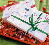 необычная упаковка новогодних подарков