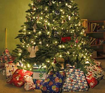 подарки на новый год 2011