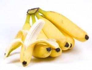 маска для молодого лица из банана