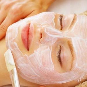 натуральные маски от пятен на лице