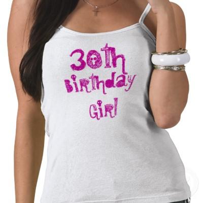 подарок для девушки на 30-летие