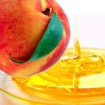Маски из персика для лица