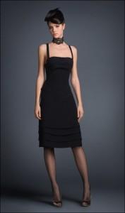 Вечернее платье-корсет