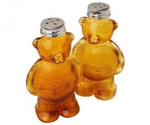 маски из соли с медом
