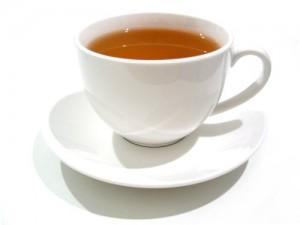 маска для лица из творога с чаем