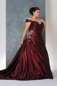 оригинальные свадебные платья для полненьких