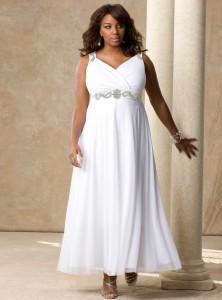 свадебные платья для полненьких греческий стиль