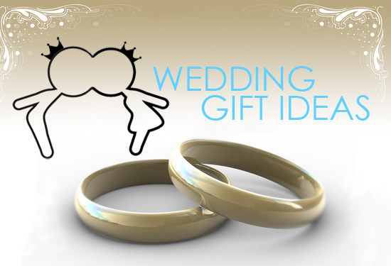 Подарки молодоженам на свадьбу