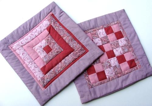 hand-made подушка
