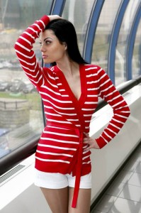 модный женский кардиган 2011