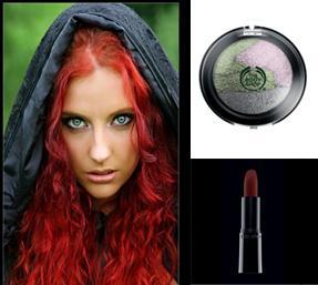 Хэллоуин макияж ведьма