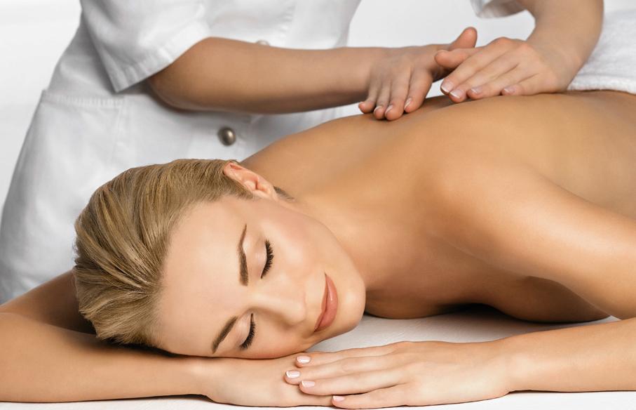оздоровительный массаж для тела
