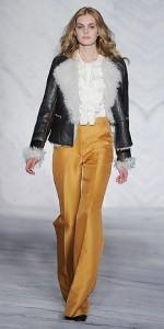 женские модные дубленки 2011 зима