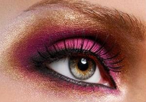 новогодний макияж 2011 для глаз