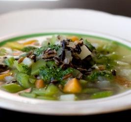 похудение с сельдереевым супом