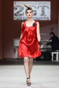 Платье выпускное 2011 атласное