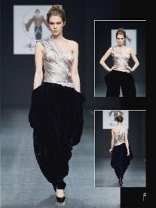Женские оригинальные брюки 2011