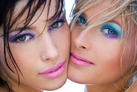 смоки айс макияж модный фото
