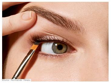 руководство дымчатый макияж для глаз