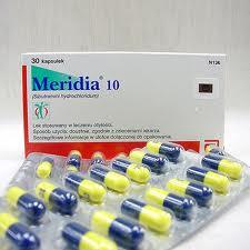 Меридия для похудения