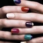 Модный маникюр 2011: стильные офисные варианты