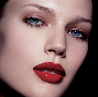 модный макияж 2011 губы