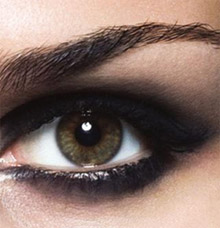 smoky eyes макияж для глаз