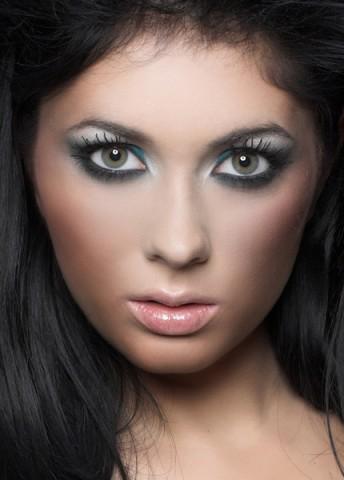 фото макияж для глаз смоки айс