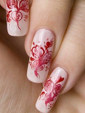 Рисунков на ногтях более 80 фото