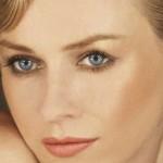 макияж для блондинок голубые глаза фото
