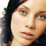 брюнетки с голубыми глазами  макияж фото