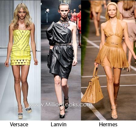 Модные летние платья сезона 2011