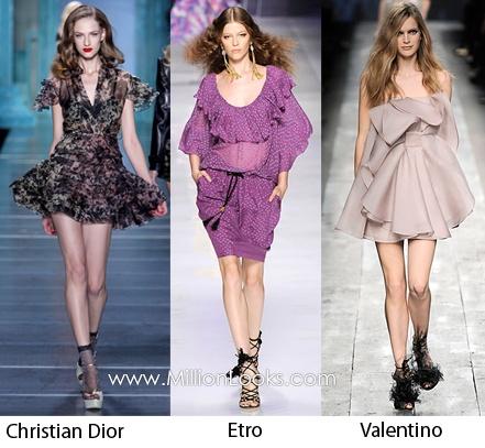 Платья с принтами которые имитируют