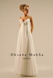свадебные платья 2011 оксаны мухи фото