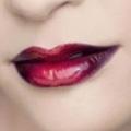 макияж губ вампирши фото