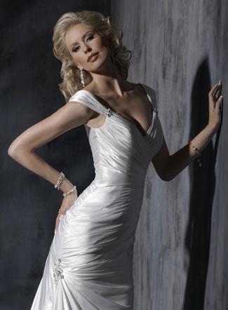 свадебные платья новые 2011