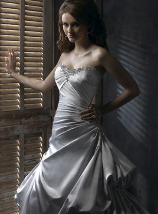 свадебная мода 2011 фото