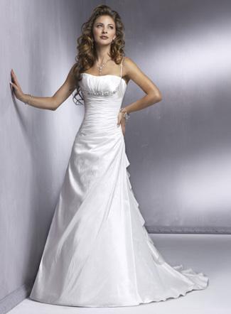 тенденции свадебного платья в 2011 году