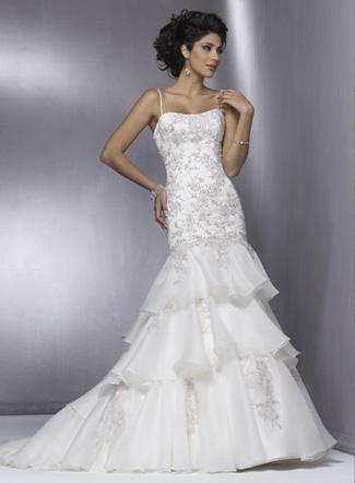 новейшие свадебные платья 2011